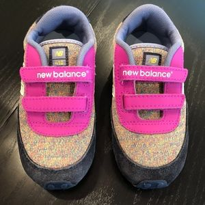 2bb89619b11c New Balance Shoes - Kids New Balance for Crewcuts 410 Velcro Sneakers